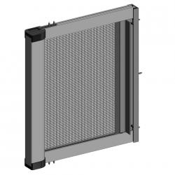 Flyscreen thermeco for Vertical retractable screen