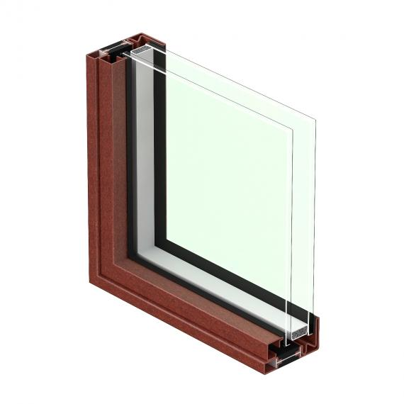 Steel Fixed Windows : Os thermeco