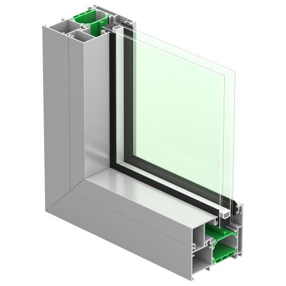 Fixed Frame Windows : Ec tb thermeco
